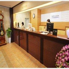Hotel New Gaea Hakataeki-minami (ex. Hotel Smart Inn Hakata Ekimae) Фукуока интерьер отеля
