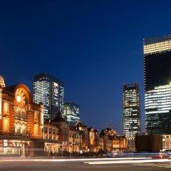 APA Hotel Nihonbashi-Ekimae вид на фасад