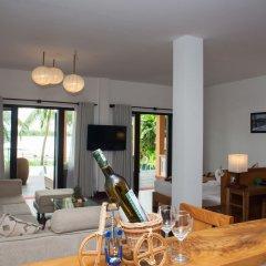 Отель Vinh Hung Riverside Resort & Spa в номере