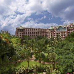 Отель The Leela Palace Bangalore балкон