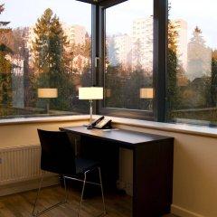 Отель RADIUMHOSPITALET Осло ванная