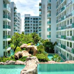 Отель Amazon Residence Pattaya Jomtien Паттайя бассейн фото 2