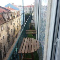 Апартаменты Pena Mirage Apartment балкон
