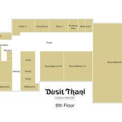 Отель Dusit Thani Guam Resort США, Тамунинг - 1 отзыв об отеле, цены и фото номеров - забронировать отель Dusit Thani Guam Resort онлайн ванная