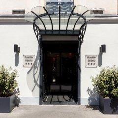 Отель Bastille Spéria Франция, Париж - 1 отзыв об отеле, цены и фото номеров - забронировать отель Bastille Spéria онлайн вид на фасад