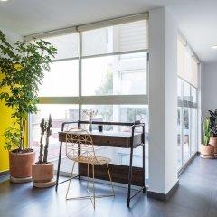 Апартаменты Bright 2BR Condesa Apartment With Balcony Мехико спа