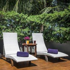 Отель Mercure Koh Samui Beach Resort Таиланд, Самуи - 3 отзыва об отеле, цены и фото номеров - забронировать отель Mercure Koh Samui Beach Resort онлайн бассейн фото 3