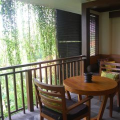 Ubud Village Hotel балкон