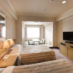 Hotel Listel Inawashiro Main Building Condominium Айдзувакамацу комната для гостей фото 3