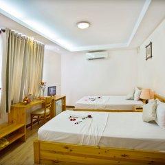 Copac Hotel Нячанг сауна