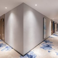 LiQun Light hotel Шэньчжэнь интерьер отеля