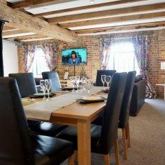 Отель Fox Apartments Великобритания, Лондон - 5 отзывов об отеле, цены и фото номеров - забронировать отель Fox Apartments онлайн питание фото 3