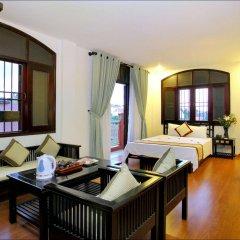 Отель Hoi An Lantern Хойан комната для гостей фото 4