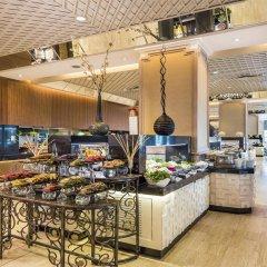 Rixos Downtown Antalya Турция, Анталья - 7 отзывов об отеле, цены и фото номеров - забронировать отель Rixos Downtown Antalya онлайн питание