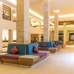 Отель Occidental Costa Cancún All Inclusive Мексика, Канкун - 12 отзывов об отеле, цены и фото номеров - забронировать отель Occidental Costa Cancún All Inclusive онлайн интерьер отеля фото 2