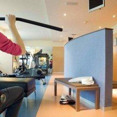 Hotel Novotel Brussels Airport Завентем фитнесс-зал
