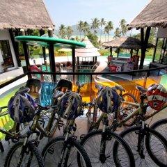 Отель The Vijitt Resort Phuket спортивное сооружение