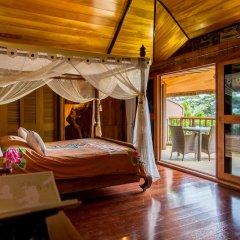 Отель Rohotu Fare Французская Полинезия, Бора-Бора - отзывы, цены и фото номеров - забронировать отель Rohotu Fare онлайн комната для гостей фото 2