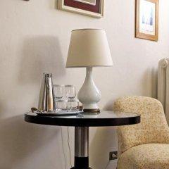 Отель Villa Barberina Вальдоббьадене в номере