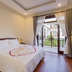 Отель Green Hill Villa Хойан комната для гостей фото 2