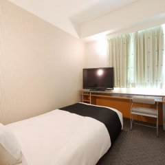 Отель Apa Toyama - Ekimae Тояма комната для гостей