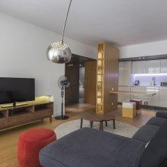 Апартаменты Marques de Pombal Trendy Apartment комната для гостей фото 5