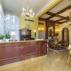 Hotel Villa Delle Palme интерьер отеля
