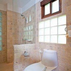 Отель Lamai Flora ванная фото 2