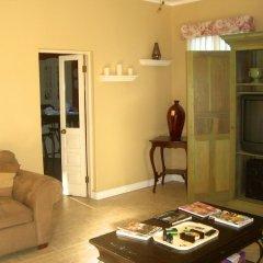 Отель Chatham Cottage Ямайка, Монтего-Бей - отзывы, цены и фото номеров - забронировать отель Chatham Cottage онлайн комната для гостей фото 4