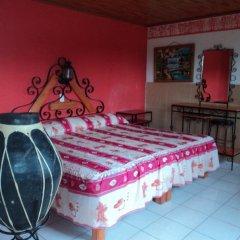 Отель Paraiso del Bosque Мексика, Креэль - отзывы, цены и фото номеров - забронировать отель Paraiso del Bosque онлайн комната для гостей