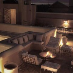 Отель Riad Joya Марракеш гостиничный бар