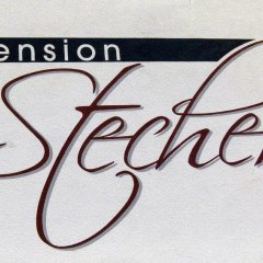 Отель Pension Stecher спортивное сооружение