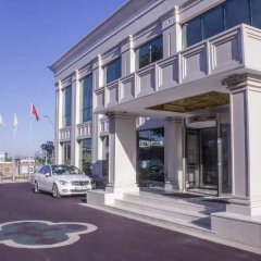 Grand Makel Hotel Topkapi парковка