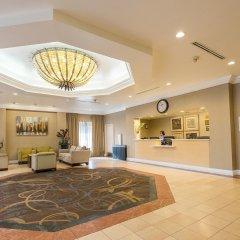 Howard Johnson Inn Fullerton Hotel and Conference Center спа