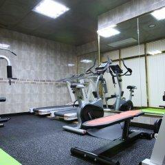 Coop City Hotel Oryu Station фитнесс-зал