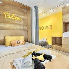 Отель HipsterCity комната для гостей фото 3