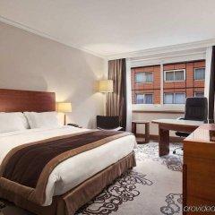 Отель Marriott Lyon Cité Internationale Франция, Лион - отзывы, цены и фото номеров - забронировать отель Marriott Lyon Cité Internationale онлайн комната для гостей фото 5