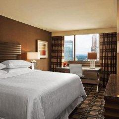 Отель Sheraton New York Times Square 4* Номер категории Премиум с различными типами кроватей