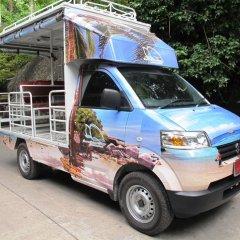Отель Charm Churee Village городской автобус