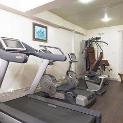 Отель Royal Orchid Beach Resort & Spa Гоа фитнесс-зал