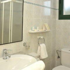 Hotel Los Rosales ванная фото 2