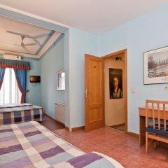 Отель OPORTO Мадрид комната для гостей фото 4