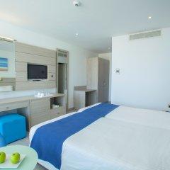 Отель Limanaki Beach Hotel Кипр, Айя-Напа - 1 отзыв об отеле, цены и фото номеров - забронировать отель Limanaki Beach Hotel онлайн комната для гостей фото 5
