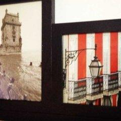 Отель V Dinastia Lisbon Guesthouse Португалия, Лиссабон - 1 отзыв об отеле, цены и фото номеров - забронировать отель V Dinastia Lisbon Guesthouse онлайн приотельная территория