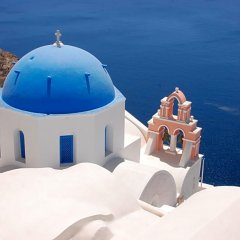Отель Chroma Suites Греция, Остров Санторини - отзывы, цены и фото номеров - забронировать отель Chroma Suites онлайн фото 13