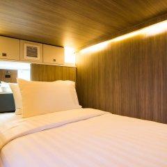 Отель Nonze Hostel Таиланд, Паттайя - 1 отзыв об отеле, цены и фото номеров - забронировать отель Nonze Hostel онлайн комната для гостей фото 5