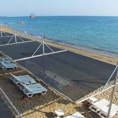 Отель Side Mare Resort & Spa пляж фото 2