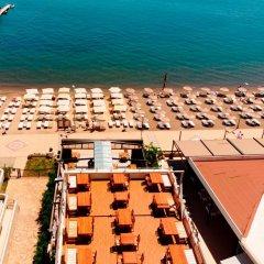 Cle Beach Boutique Hotel Турция, Мармарис - отзывы, цены и фото номеров - забронировать отель Cle Beach Boutique Hotel онлайн пляж