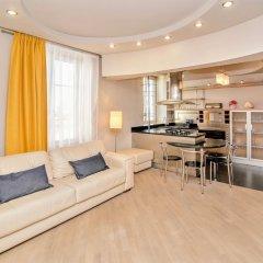 Гостиница ApartExpo on Pobedy Square 2 комната для гостей