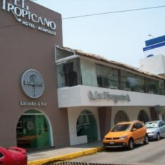 Отель El Tropicano спортивное сооружение